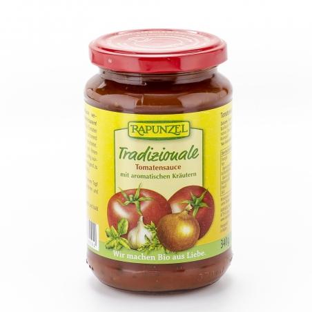 Rapunzel Bio Tomatensauce Tradizionale mit aromatischen Kräutern