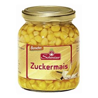 Schweizer Bio Demeter Zuckermais
