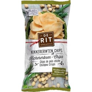 De Rit Bio Kichererbsen-Chips Rosmarin