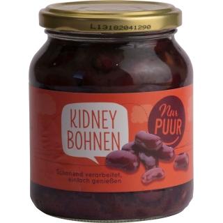 Nur Puur Bio Kidney Bohnen