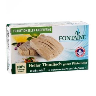 Fontaine Thunfisch hell naturell