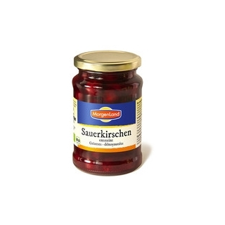 Morgenland Bio Sauerkirschen entsteint