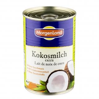 Morgenland Bio Kokosmilch 22 Prozent Fettgehalt