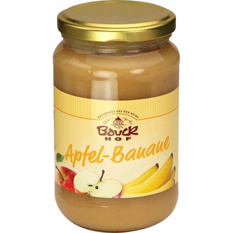 Bauckhof Bio Apfel-Bananenmark ungesüsst