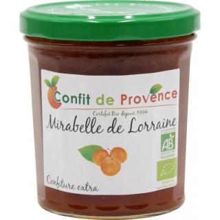 Confit de Provence Bio Konfitüre Mirabellen aus der Lorraine