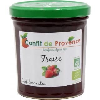 Confit de Provence Bio Konfitüre Erdbeer