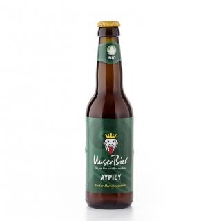 Unser Bier Bio Bier AYPIEY 7 Prozent
