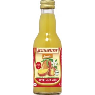 Beutelsbacher Bio Demeter Apfel-Mango-Saft