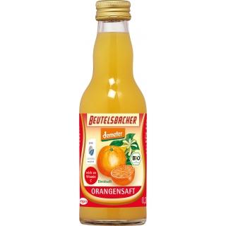 Beutelsbacher Bio Demeter Orangensaft
