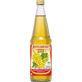 Beutelsbacher Bio Demeter Traubensaft weiss Chardonnay