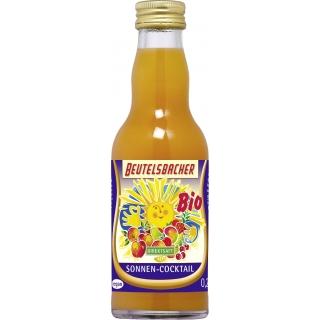 Beutelsbacher Bio Sonnen-Cocktail Mehrfruchtsaft