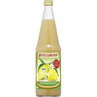 Beutelsbacher Bio Zitronensaft