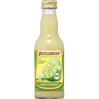 Beutelsbacher Bio Limettensaft
