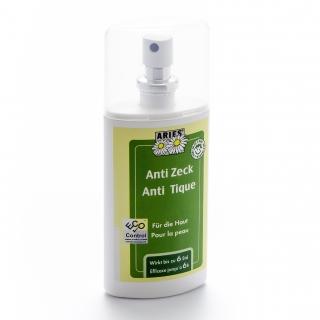 Aries Anti Zeck Spray für die Haut