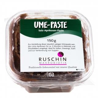 Ruschin Makrobiotik Ume Paste Salz-Aprikosen