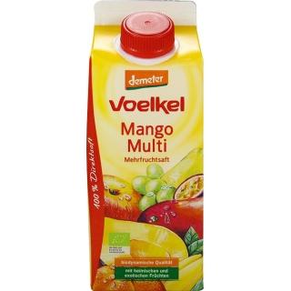 Voelkel Bio Demeter Mango Multi Mehrfruchtsaft