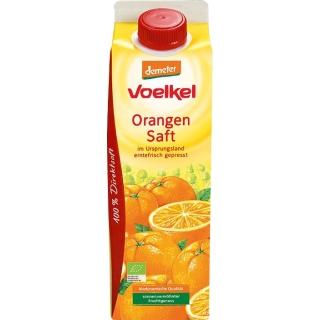 Voelkel Bio Demeter Orangensaft