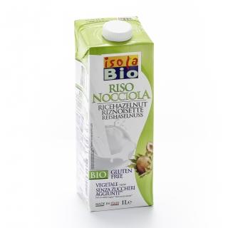 Isola Bio Bio Haselnuss Reis Drink