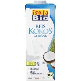 Isola Bio Bio Kokos Reis Drink