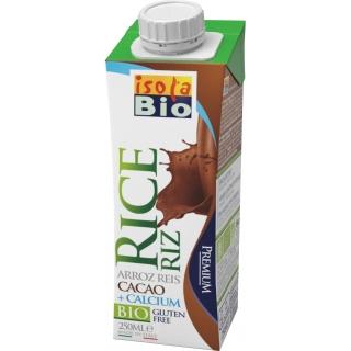 Isola Bio Bio Mini Reisdrink Choco mit Calcium