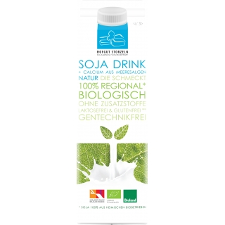 Hofgut Storzeln Bio Soja Drink mit Calcium