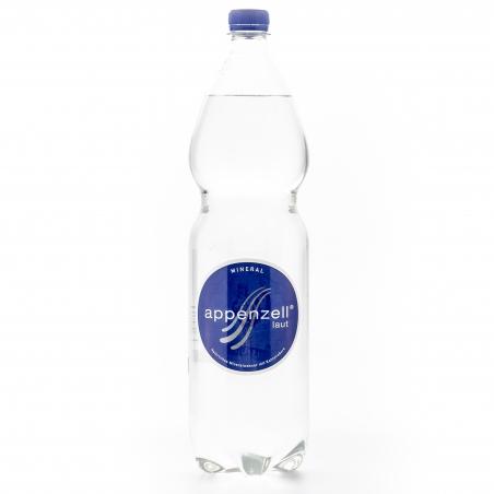 Goba Mineralquelle Mineralwasser laut PET