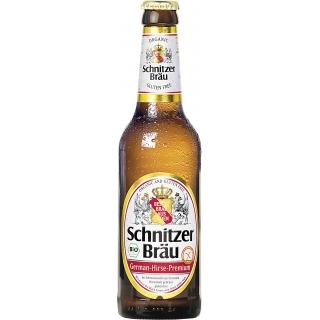 Schnitzer Bio Hirsebier