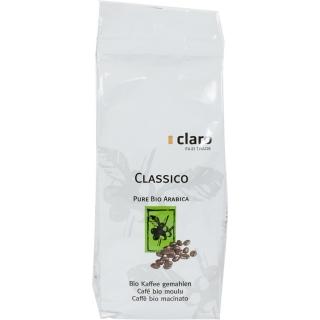 Claro Fair Trade Bio Kaffee Classico gemahlen
