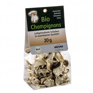 Biofungi Bio Champignons getrocknet