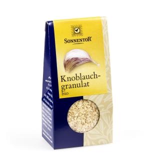 Sonnentor Bio Knoblauch Granulat