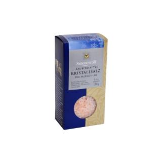Sonnentor Ayurvedisches Zauberkristallsalz für Salzmühlen