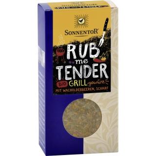 Sonnentor Bio Grillgewürz Rub me Tender