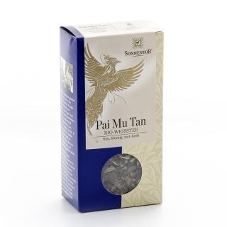 Sonnentor Bio Weisser Tee Pai Mu Tan lose
