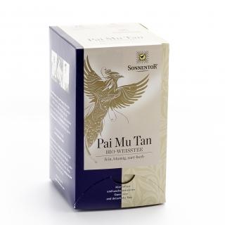 Sonnentor Bio Weisser Tee Pai Mu Tan