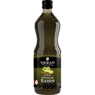 Vigean Traubenkernöl raffiniert
