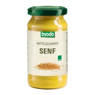 byodo Bio Senf mittelscharf