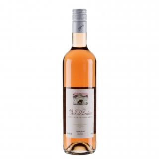 Domaine la Capitaine Bio Demeter rs Rosé de Pinot