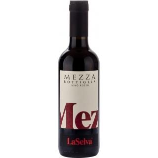 La Selva Bio Rotwein Mezza Bottiglia Vino Rosso da Tavola