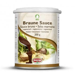 Morga Bio Sauce braun