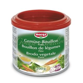 Morga Gemüse-Bouillon Paste glutenfrei