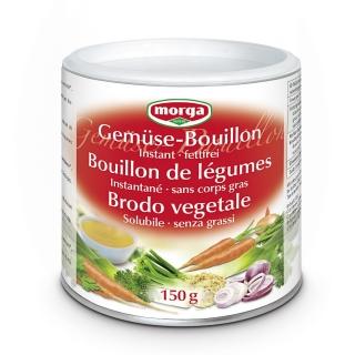 Morga Gemüse-Bouillon Instant fettfrei glutenfrei