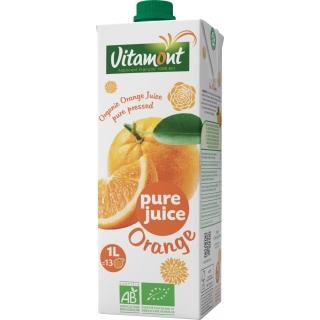 Vitamont Bio Reiner Orangensaft