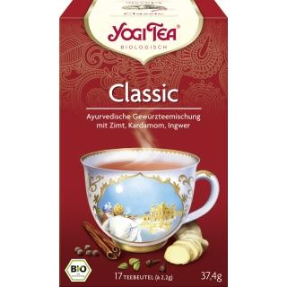Yogi Tea Bio Gewürztee Classic Cinnamon Spice