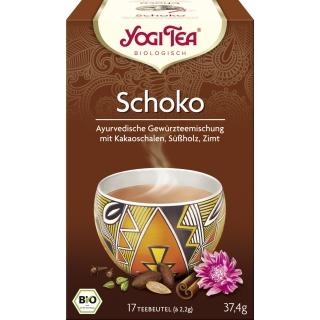Yogi Tea Bio Gewürztee Schoko Aztec Spice