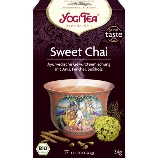 Yogi Tea Bio Gewürztee Sweet Chai