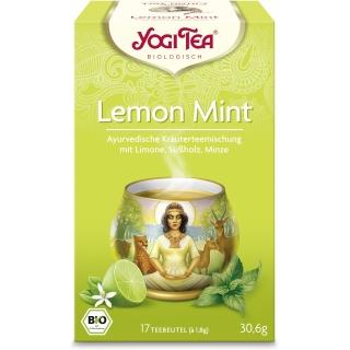 Yogi Tea Bio Kräutertee Lemon Mint