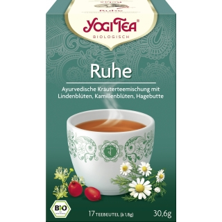 Yogi Tea Bio Kräutertee Ruhe
