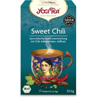 Yogi Tea Bio Gewürztee Sweet Chili Mexican Spice