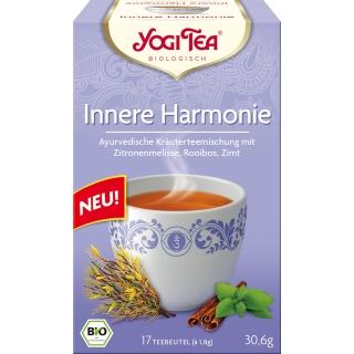 Yogi Tea Bio Innere Harmonie mit mit Zitronenmelisse