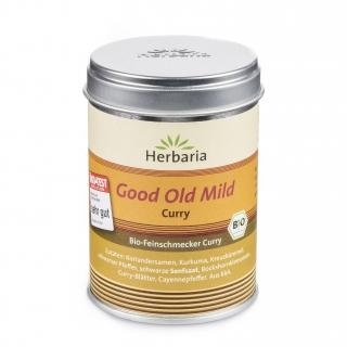 Herbaria Bio Gewürzmischung Good Old Mild Curry